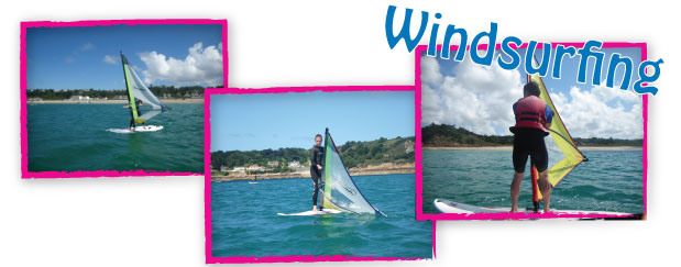 Windsurfing for hire Jersey CI